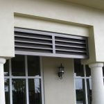 Welded Louvers